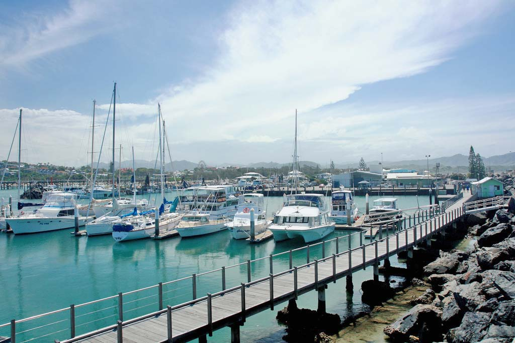Coffs Harbour is a beautiful coastal city located on the north coast of New South Wales.